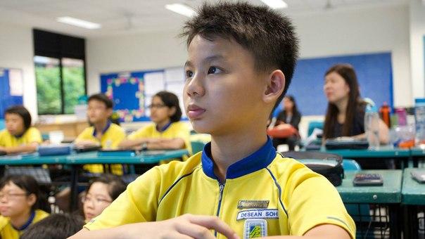 В Сингапуре набирает популярность метод обучения детей математике через «продукт...