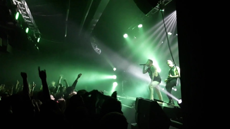 Architects Deathwish live in Kiev