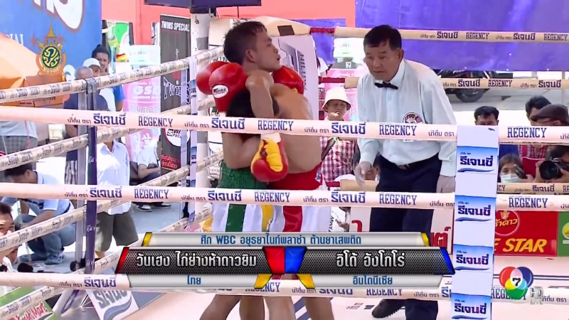 Wanheng Menayothin vs Edo Anggoro (27-05-2016)