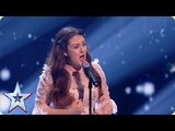 Amy Marie Borg steals the spotlight with a MESMERISING performance! Semi-Finals BGT 2018
