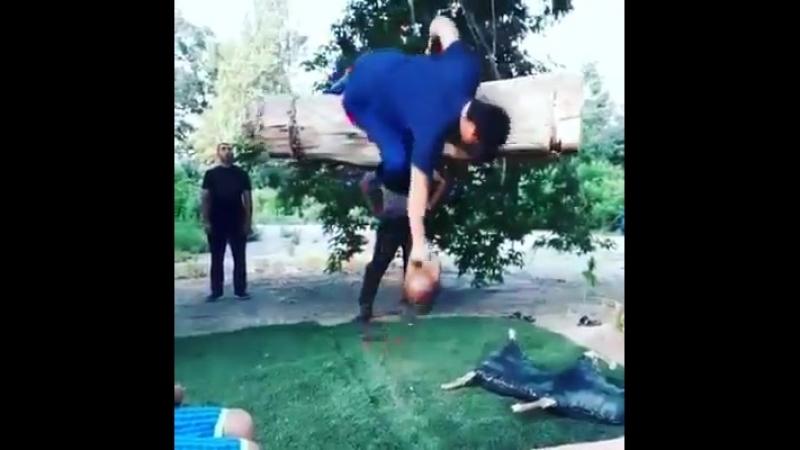 Қазақша фитнес 💪