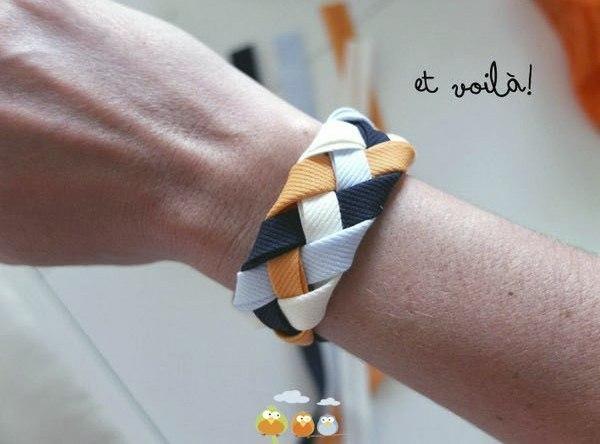 Плетём браслет