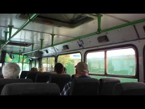 Автобус Голубое - Зеленоград