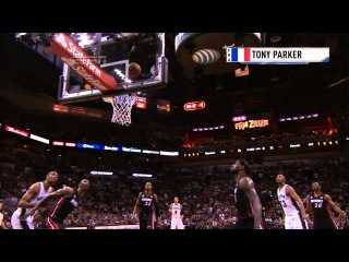 International Play of the Day: Parker's Incredible Bucket