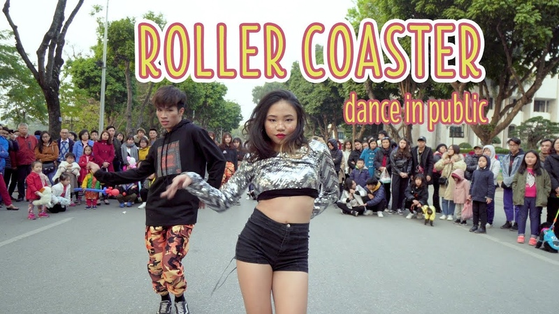 [KPOP IN PUBLIC CHALLENGE] Roller Coaster (ChungHa 청하 ) dance cover by MomoGreen.H