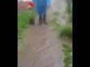 OssVes Селение Цалык в Северной Осетии затопило в третий раз