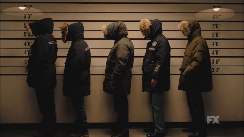 FARGO Installment 3 Official Promo Police Lineup (HD) Ewan McGregor Drama Series