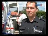 ГАИ  Немцы офигели от казахстанских перегонщиков авто. Автосалон