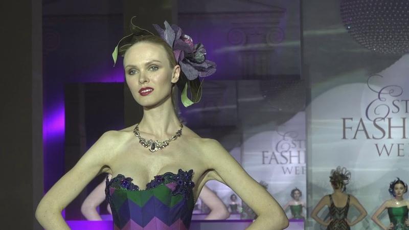 DAY 1 Zaitsev Юбилейный показ В.Зайцева на Юбилейном сезоне Estet Fashion Week