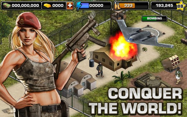 Скачать MODERN WORLD WAR для android