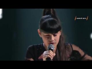 Великолепный голос.  диана анкудинова