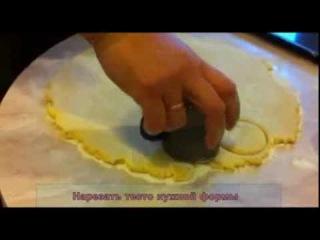 Мужская кухня  Рецепт печенья коржиков на алкоголе