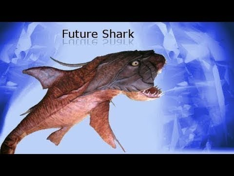 Primeval - Future Shark