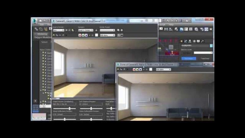 3ds Max 2016 Xref Improvements