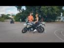 В шлеме Что нужно знать прежде чем начать учиться управлять мотоциклом - Совершенно Секретно №1