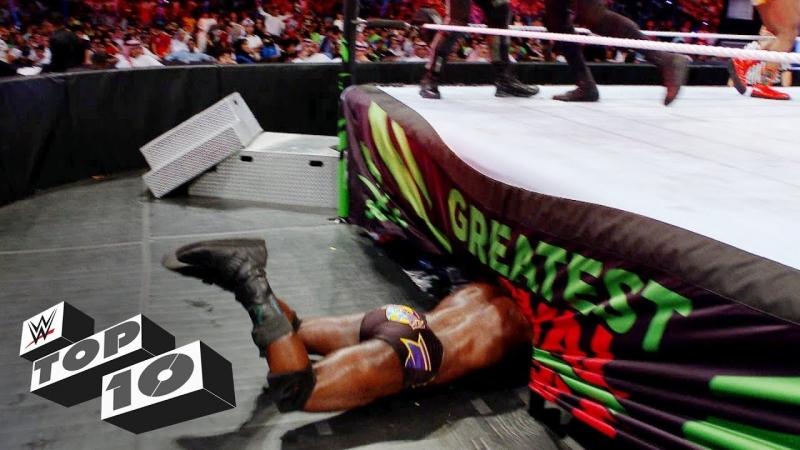 [WWE QTV]☆[Top 10]Epic Superstar fails]