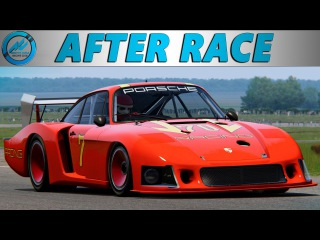 [After-Party-3] AC Racing Club. Silverstone 1967. Porsche 935/78