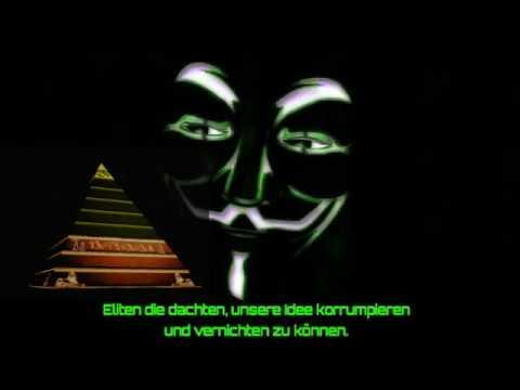 Anonymous- Warum? Weil Sie UNS alle verraten haben!