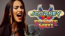 Journey Separate Ways Worlds Apart cover by Sershen Zaritskaya feat Kim and Shturmak
