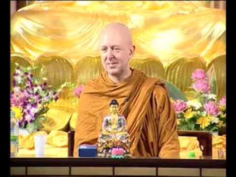 An Effective Response Insecurities of Life 1of 2 - Ven Ajahn Brahm