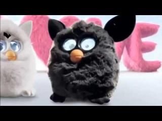 Hasbro Furby Интерактивный малыш Ферби A0002