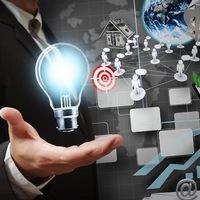 Логотип Время - Деньги - Бизнес - Инвестиции