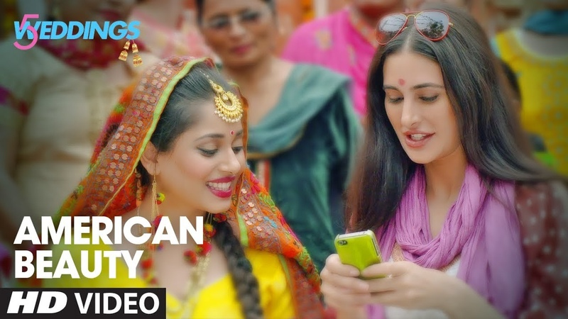 American Beauty Video 5 Weddings Nargis Fakhri Rajkummar Rao Mika Singh Pooja Prakriti K Kaur S смотреть онлайн без регистрации