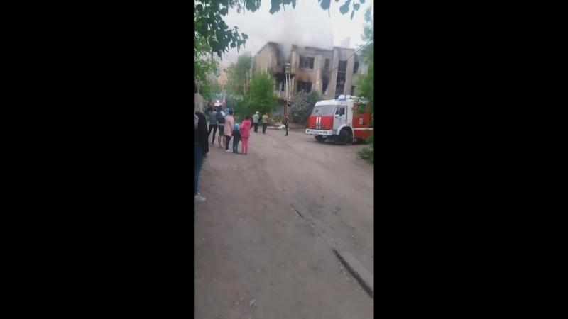 Заброшенные дома на Гагарина