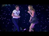 Niall Horan joined Taylor Swift on stage for