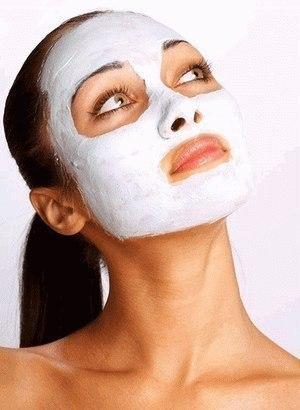простые маски для лица в домашних условиях от черных точек и прыщей
