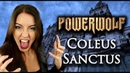 Powerwolf Coleus Sanctus Cover by Minniva featuring Quentin Cornet