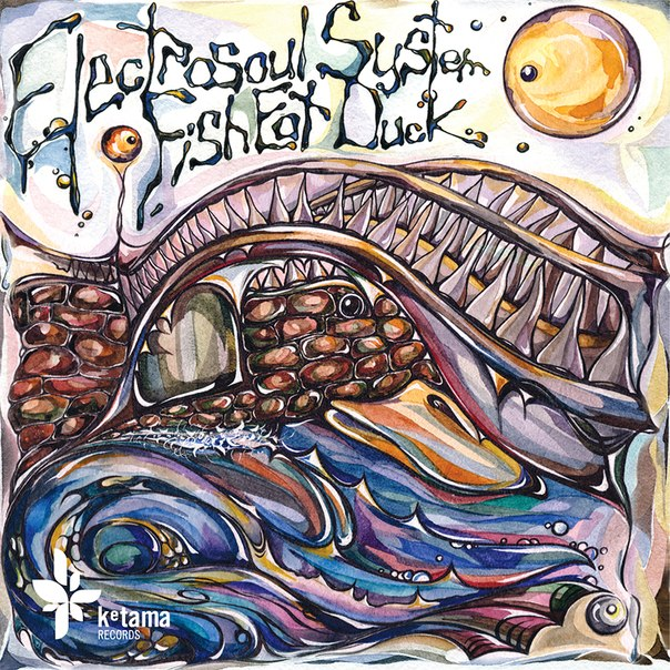 "ELECTROSOUL SYSTEM ""FISH EAT DUCK"" KTMLP001"
