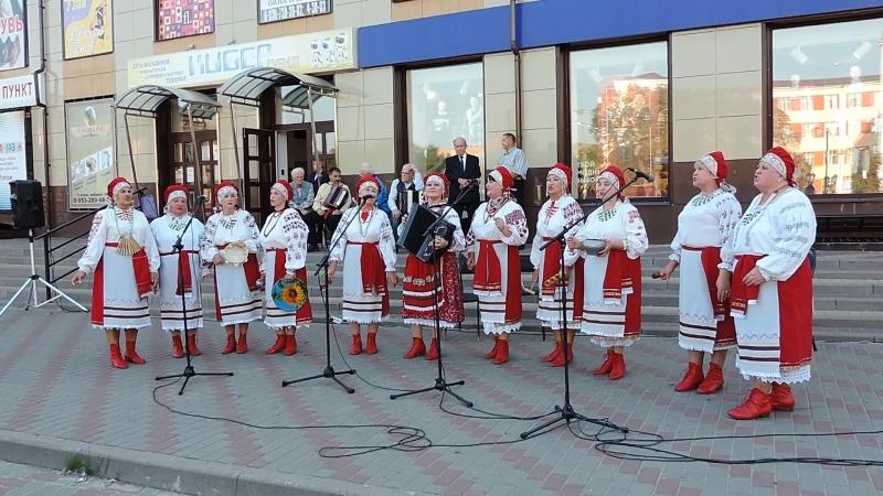 Творческий отчет народного фольклорного коллектива «Весёлые девчата» ч.1