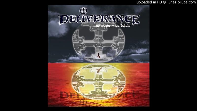 Deliverance As Above So Below 2019 Retroactive Records