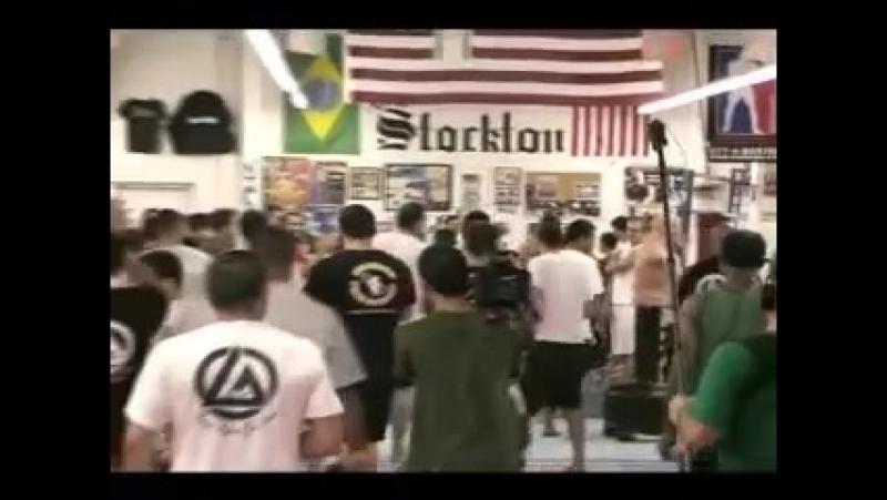 Nick Diaz gets Black Belt