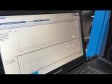 Тестирование вентилятора охлаждения двигателя