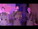 Заказать русский ансамбль с военной программой на 9 мая день Победы и 23 февраля Москва