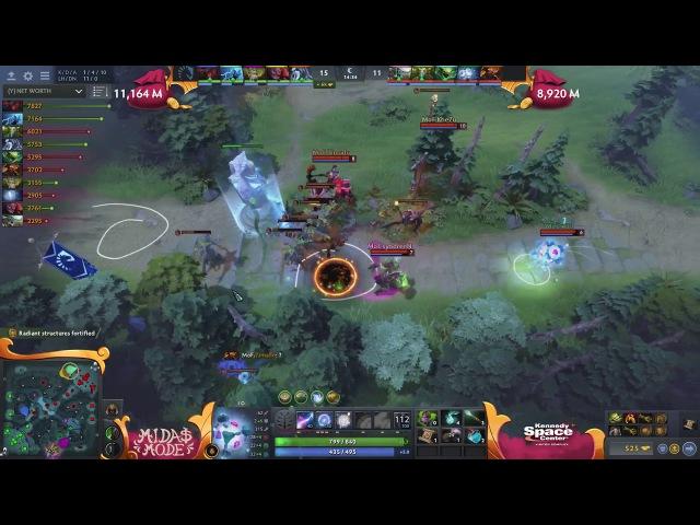 W33 game-changing relocate | DotA 2 Gameplay | DotA 2 Highlights