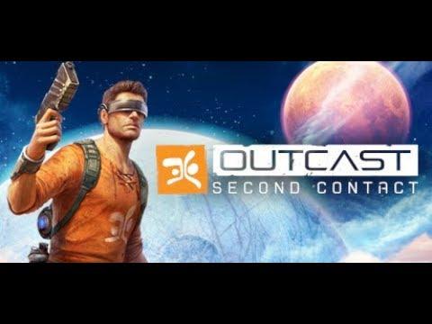 Обзор игры: Outcast Second Contact (1999-2017).