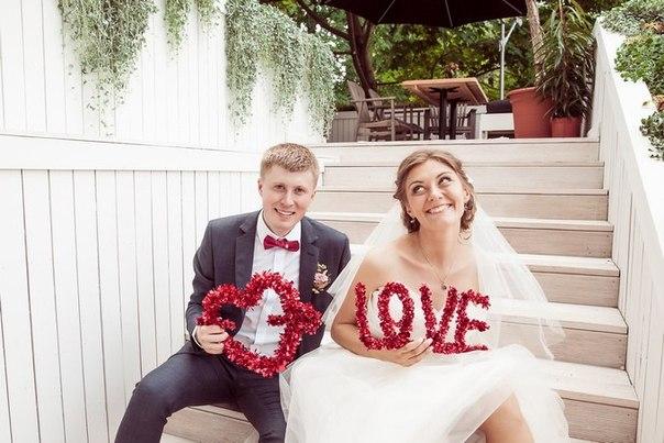 Объемные цифры своими руками на свадьбу 51
