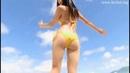 Japanese gravure idol 2018 jav idol sakura sato cosplay hot bikini girl at beach