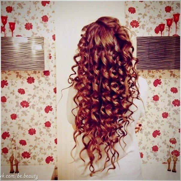 Как сделать красивыми локаны на волосах