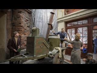 Новая постоянная экспозиция Музея Победы «Подвиг Народа»