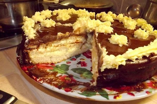 10 вкуснейших домашних тортиков