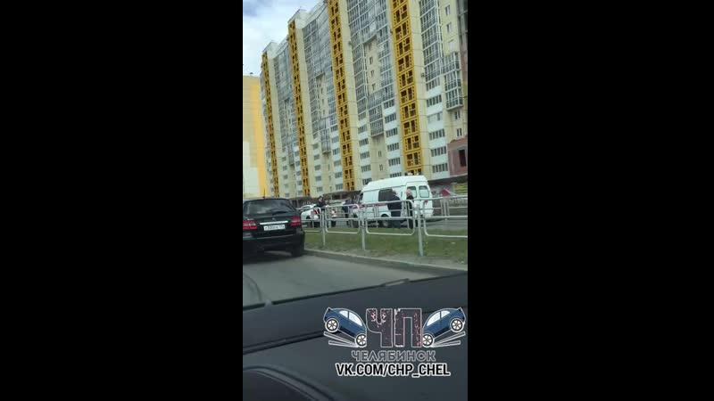 ▶ ДТП Челябинск