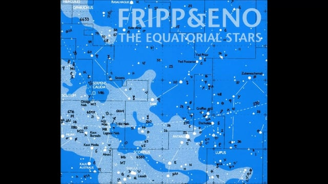 Robert Fripp Brian Eno - The Equatorial Stars