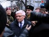 Чечетова оточили члени Самооборони Майдану