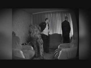 Скрытая камера солдаты