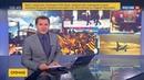 Новости на Россия 24 • Лидер Джебхат ан-Нусры впал в кому после удара ВКС