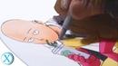 Famous Mangakas Drawing 2018